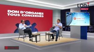 Carrefour santé EP01 présentée par Dr Anwar Cherkaoui : Invité Badr Belahsen (greffé du foie).