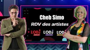 RDV des artistes : Naima Oum Nadine reçoit l'artiste Cheb Simo